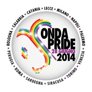 ONDA PRIDE 2013 logo